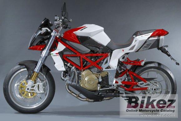 2011 Bimota DB6 R