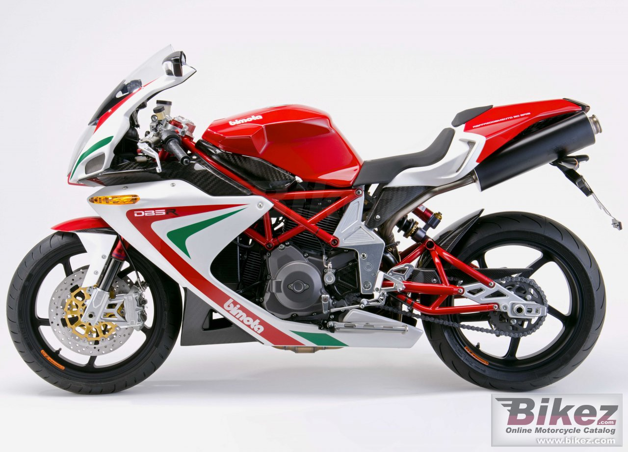 Big Bimota db5r 1100 picture and wallpaper from Bikez.com