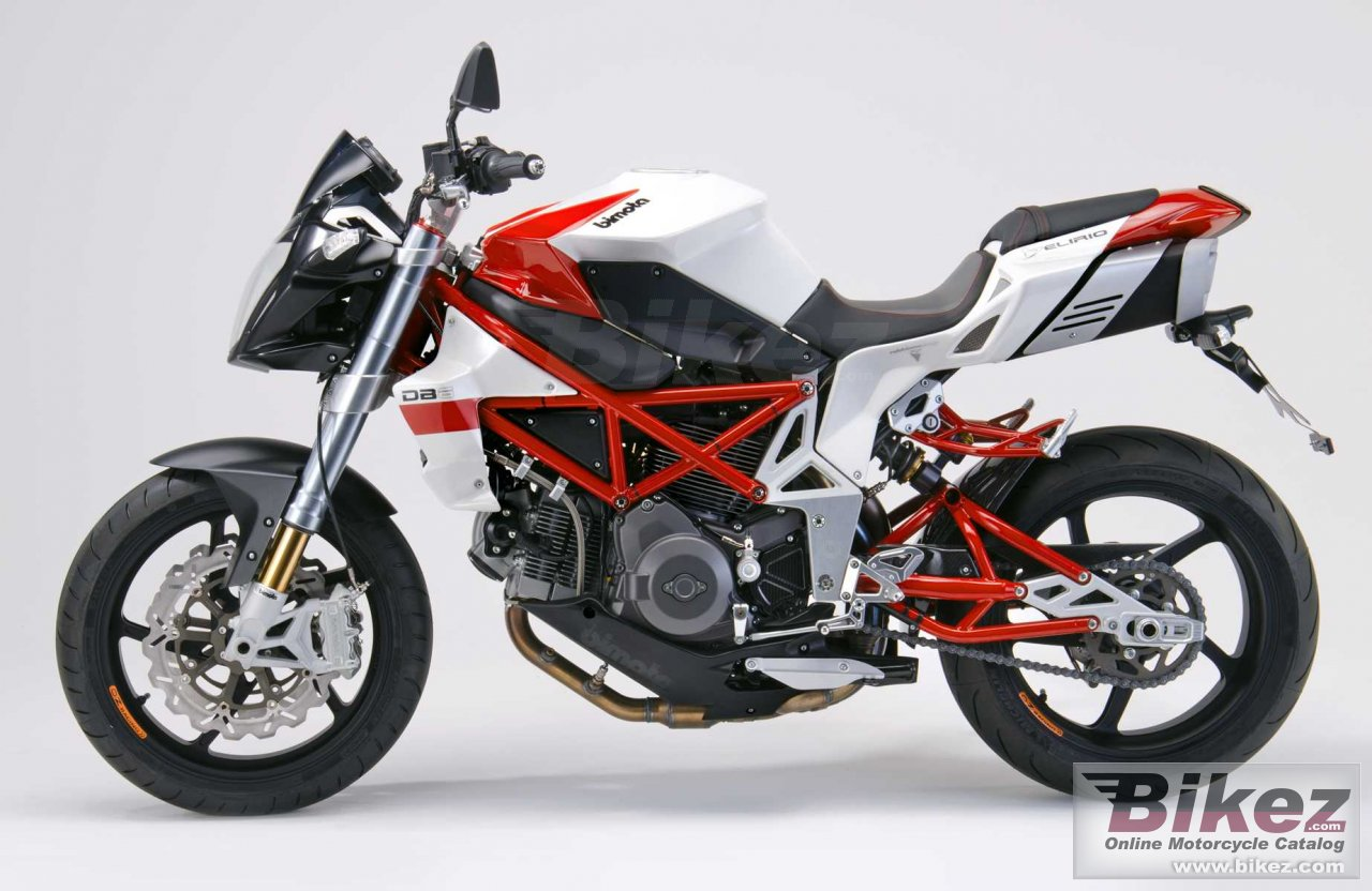 Big Bimota db6 delirio e picture and wallpaper from Bikez.com