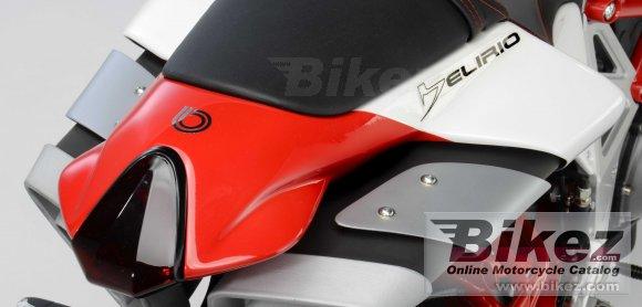 2012 Bimota DB6 Delirio E