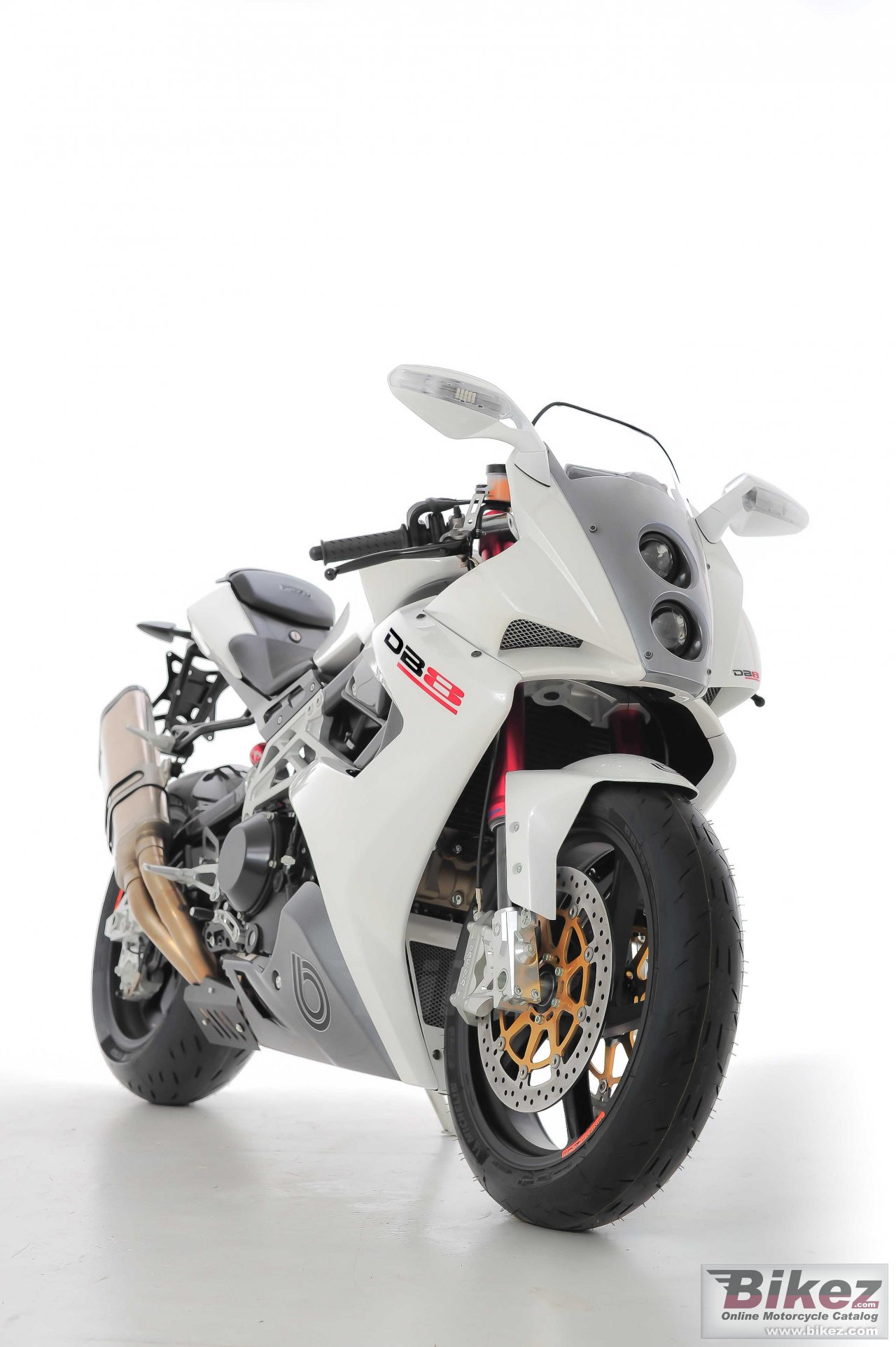 Big Bimota db8 picture and wallpaper from Bikez.com