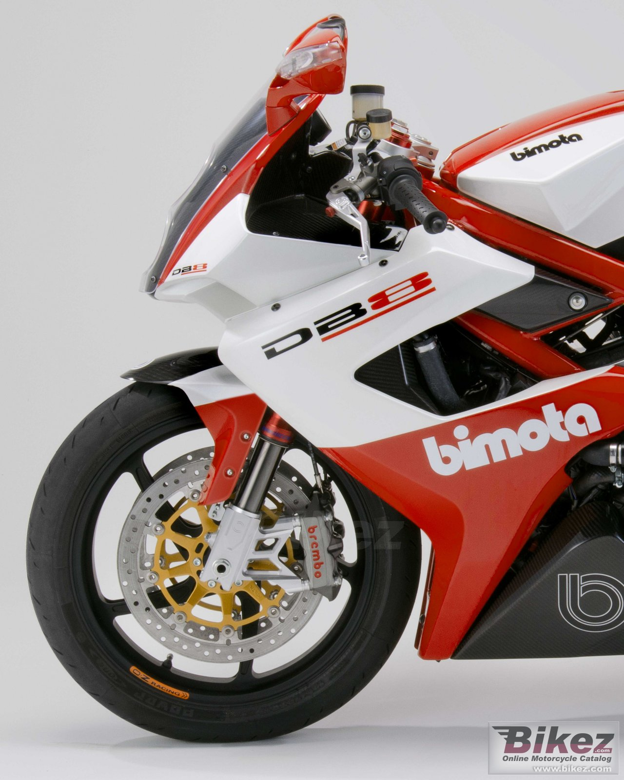 Big Bimota db8 sp picture and wallpaper from Bikez.com