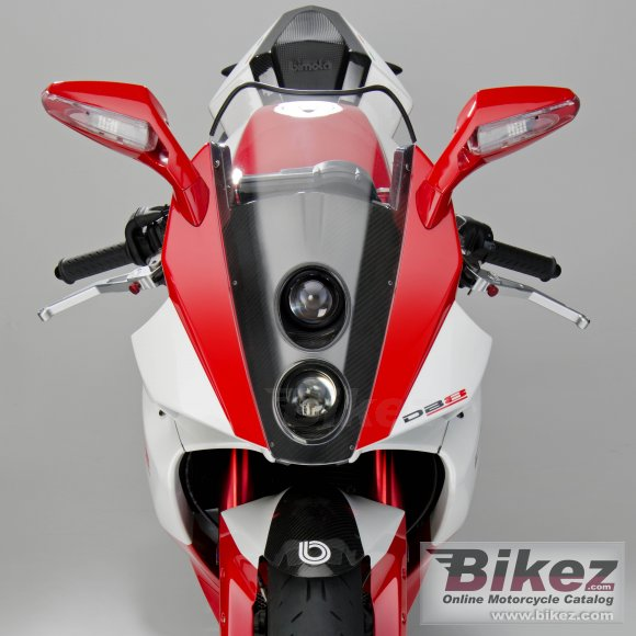 2012 Bimota DB8 SP