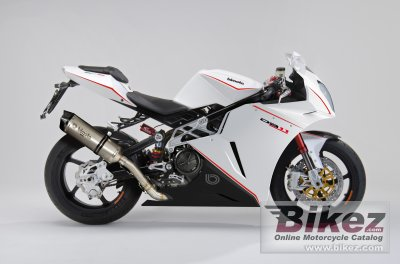 2013 Bimota DB11