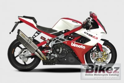 2013 Bimota DB8 SP