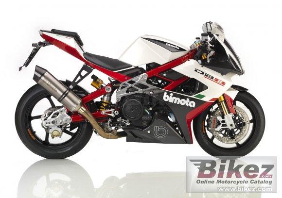 2015 Bimota DB8