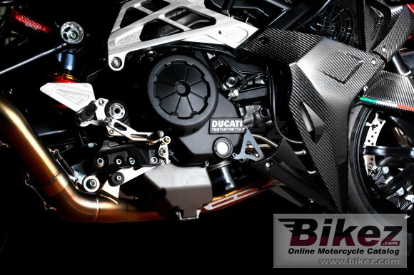 2017 Bimota DB9 Brivido