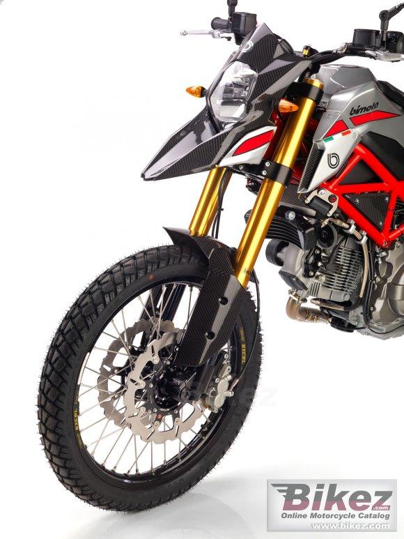 2017 Bimota DBx  1100
