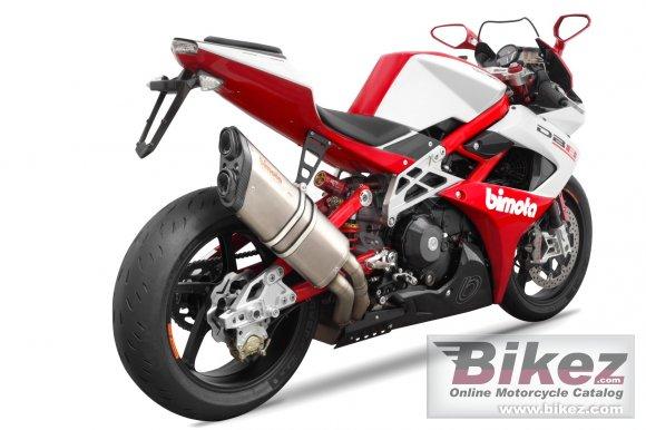 2017 Bimota DB8 SP