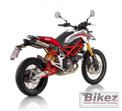 2019 Bimota DBX 1100