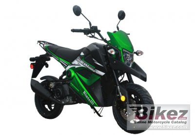 2021 Bintelli Beast 150