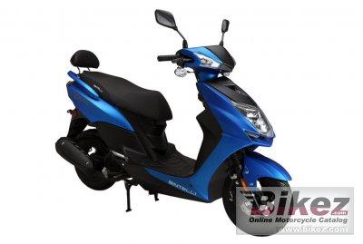 2021 Bintelli Flash 150
