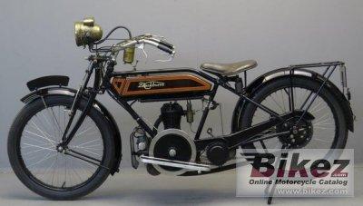 1918 Blackburne 4HP
