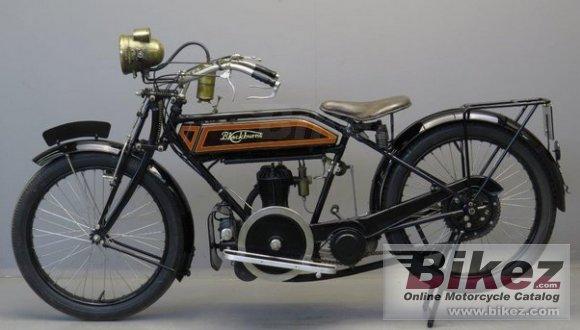 Blackburne 4HP