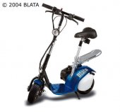 2007 Blata Blatino Scooter Small kit plus Carrier photo