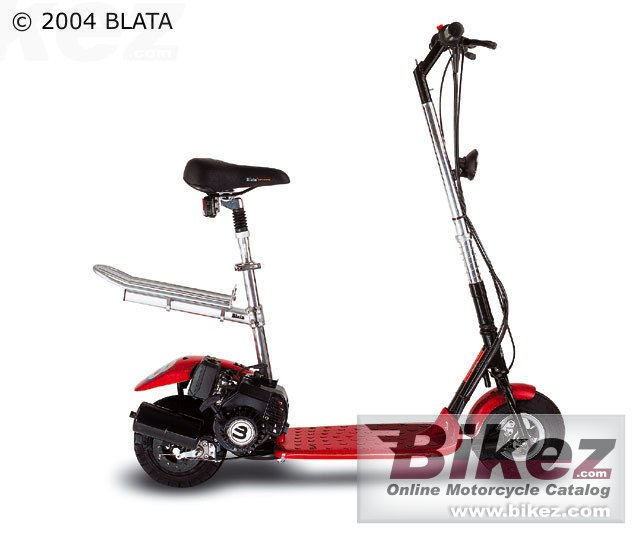 Blata Blatino Scooter Kit plus Carrier