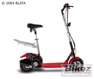 2007 Blata Blatino Scooter Kit plus Carrier