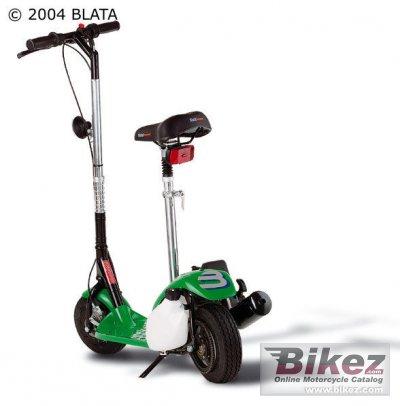 2007 Blata Blatino Scooter Kit