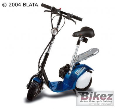 2007 Blata Blatino Scooter Small kit plus Carrier