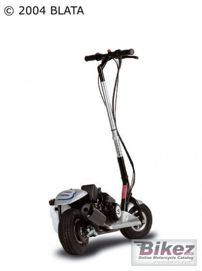 2007 Blata Blatino Scooter