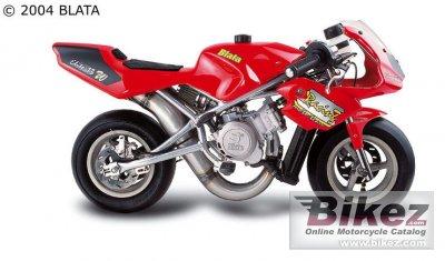 2007 Blata Elite 13 W
