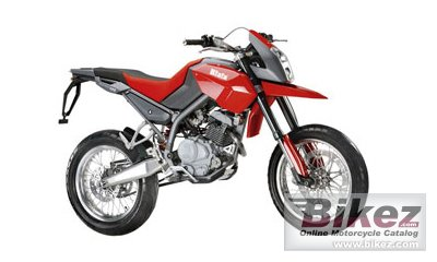 2008 Blata Motard 125 specifications and pictures