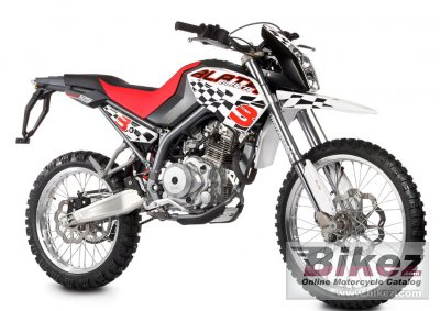 2010 Blata Enduro 125 BXE photo