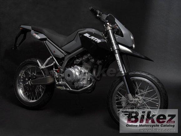 2011 Blata Motard 125 BXM