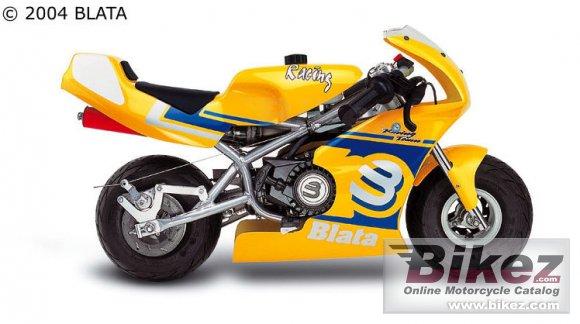 Blata Minibike 2.5