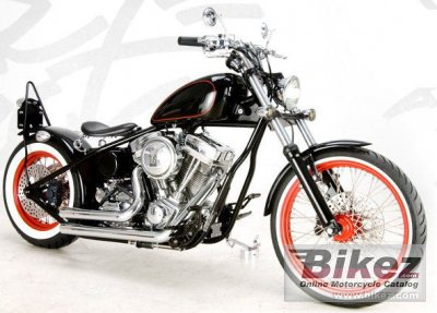 2009 BMC Choppers Bobber 88 Barhopper photo