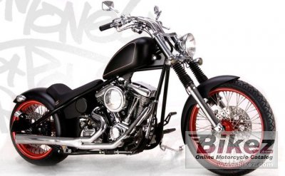 2009 BMC Choppers Hooligan 541-240