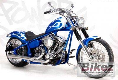 2009 BMC Choppers Hooligan 541ST