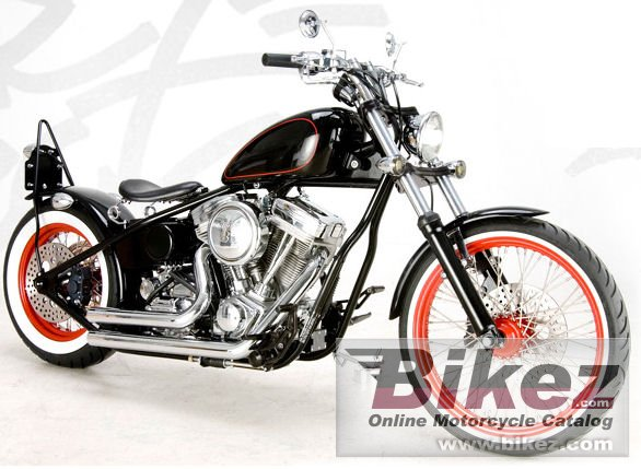 BMC Choppers Bobber 88 Barhopper