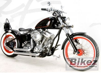 2010 BMC Choppers Bobber 88 Barhopper