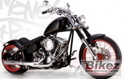2010 BMC Choppers Hooligan 541 240