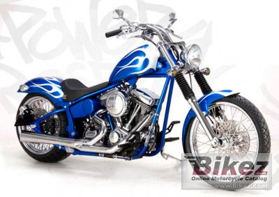 2010 BMC Choppers Hooligan 541 ST