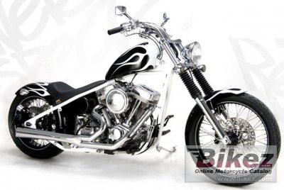 2010 BMC Choppers Hooligan 541