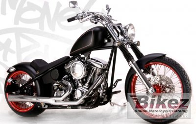 2011 BMC Choppers Hooligan 541