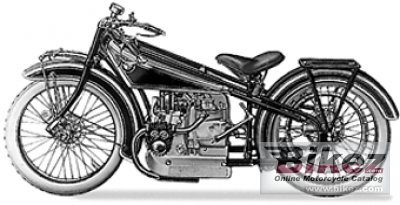 1925 BMW R32