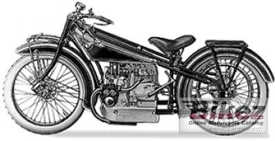 1926 BMW R32