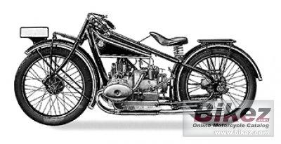 1928 BMW R47