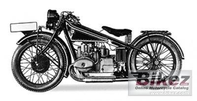 1928 BMW R63