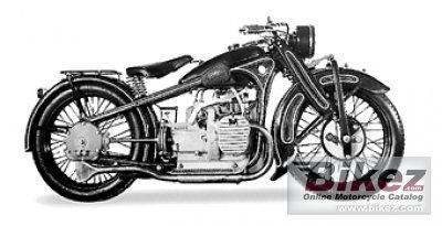 1929 BMW R11 Series 1