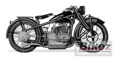 1930 BMW R 16 series 1