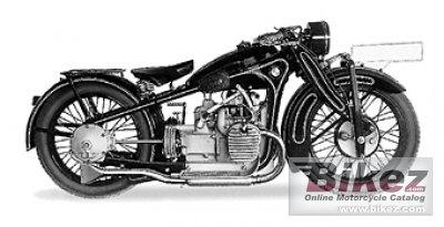 1930 BMW R11 Series 2