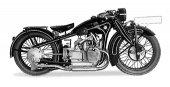 1931 BMW R11 Series 2