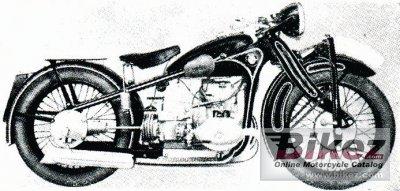 1932 BMW R 16