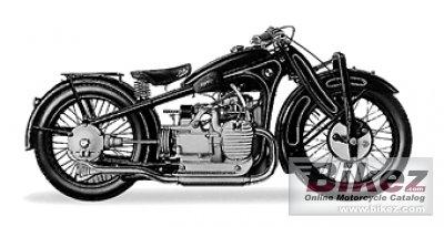 1932 BMW R11 Series 3