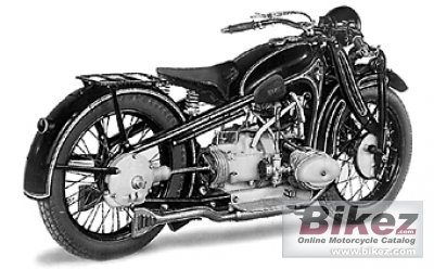 1932 BMW R16 series 3