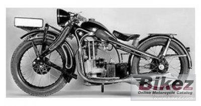 1932 BMW R4 Series 1